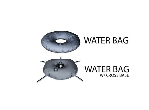 water bag for flags