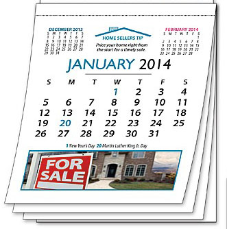 real estate calendar