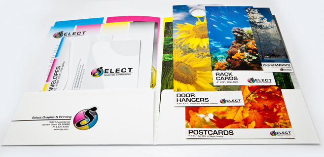 We're proud of our printing quality. Receive a free sample kit to see our high quality prints and papers.
